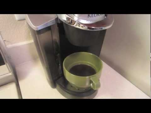 Keurig OfficePRO B145 Opening and Review   Keurig Coffee Machine