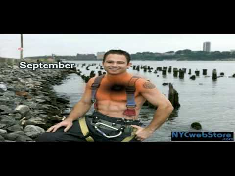Official 2011 FDNY Firefighters Calendar of Heroes