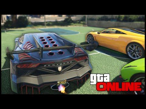 GTA ONLINE - ХИТРОЖОПЫЙ ЛЕГИОН #104