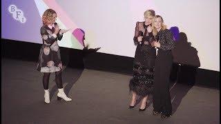 LADY BIRD Surprise Film Q&A | BFI London Film Festival 2017