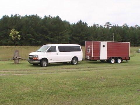 Elegant  Small Homemade Camper Trailer Car Camper How To Build A Homemade