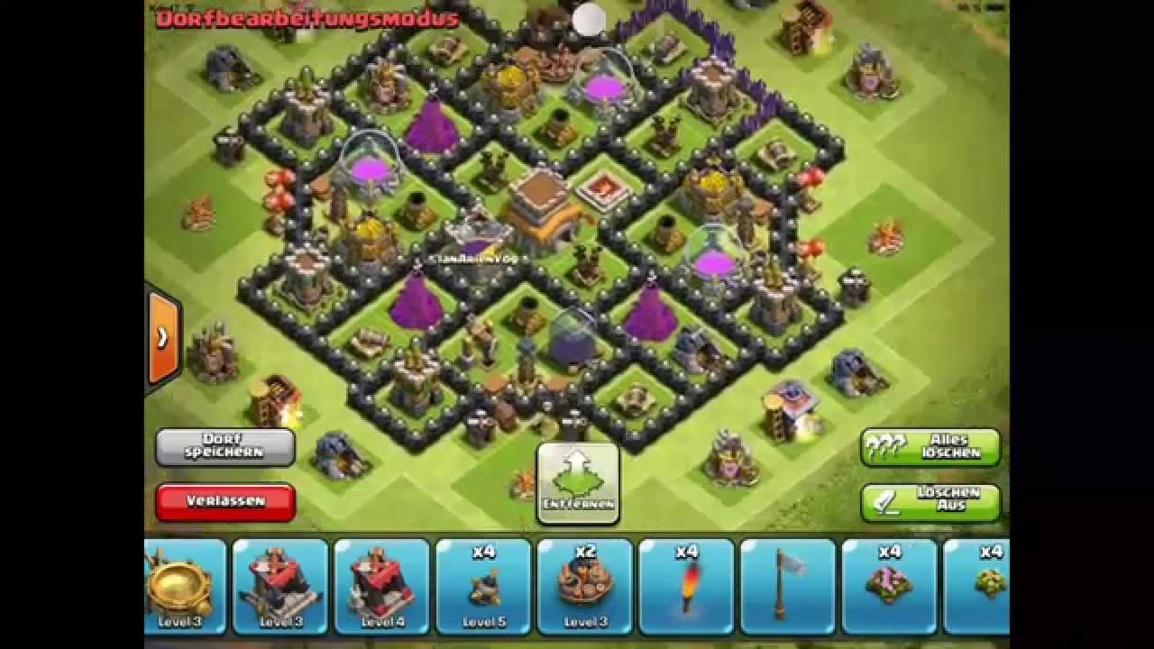 Search Best Hybrid Base For Th7