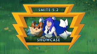 SMITE Patch Notes 5.2, So Kawaii! Anime Skins in SMITE?
