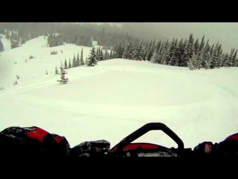 M1100 Turbo HillClimb compilation