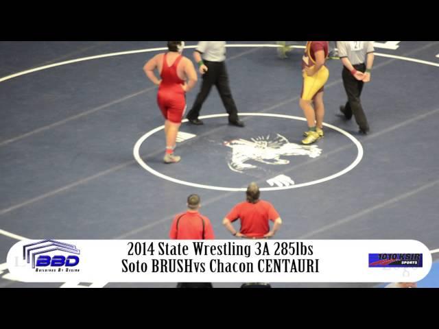 1st Round-Oscar Soto BRUSH