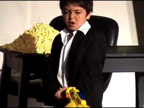 Scarface School Play - Kids Scarface School Play - Original Video