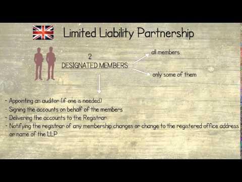 UK Limited Liability Partnership