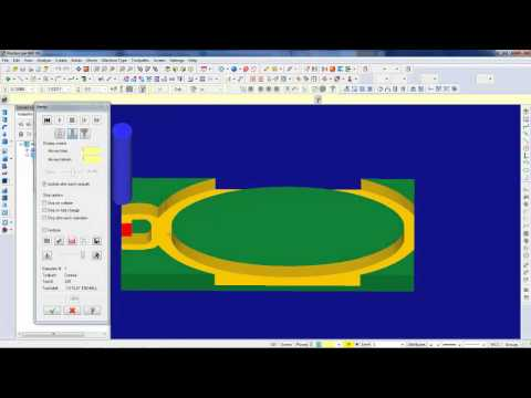 Mastercam X6 Machining Tutorial