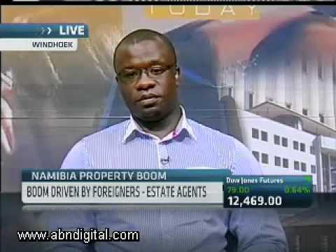 Namibia's Upper-Class Housing Boom