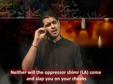 *official Video* Soja Meri Sakina (sa) - Shabbir And Abbas Tejani 2009 2010 video