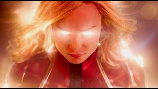 'Captain Marvel' Official Trailer (2019) | Brie Larson, Jude Law