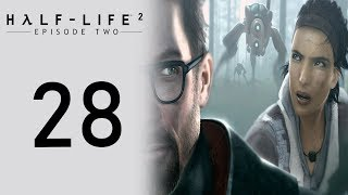 Half-Life 2: Episode Two playthrough pt28 - New Twists, and New Toys