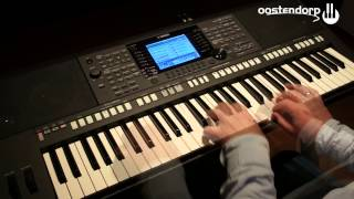 Yamaha PSR-S750 Country styles