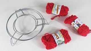 উলের সুতা দিয়ে ইউনিক আইডিয়া | Diy Arts and Crafts With Woolen Threads