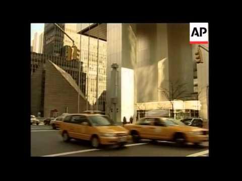 Wall Street closing bell