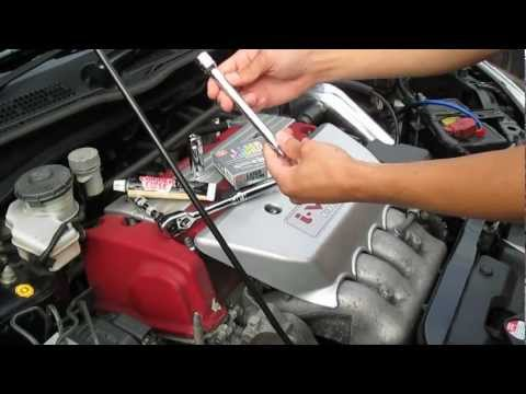 How To Service / Change Spark Plugs Civic Type R EP3