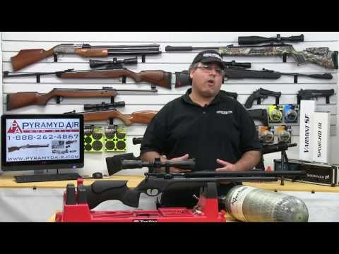 BSA Scorpion 1200 SE .22 Airgun / Pellet Gun Review by AirgunWeb
