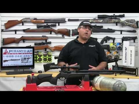 BSA Scorpion 1200 SE .22 Airgun / Pellet Gun Review by AirgunWeb