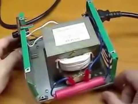 Сварочный полуавтомат своими руками из трансформатора