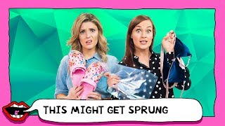 KEEPING UP WITH THE TRENDS with Grace Helbig & Mamrie Hart