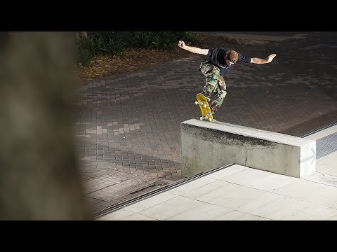 "Rough Cut: Tom Snape's ""Reverb"" Part"