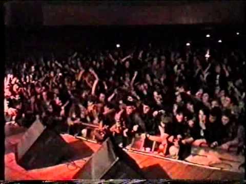 21 января 1995 - Концерт группы АлисА - Москва - ДК МАИ - «Метка тур»