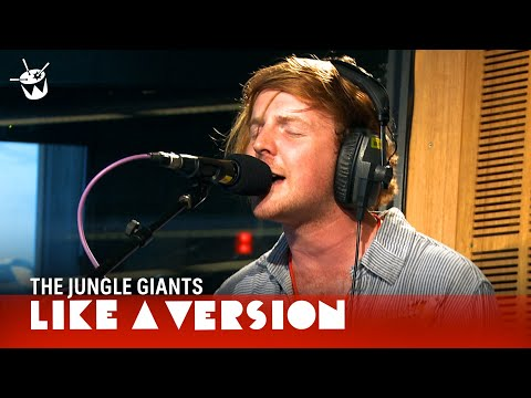 Like A Version: The Jungle Giants - Buddy Holly (Weezer cover)