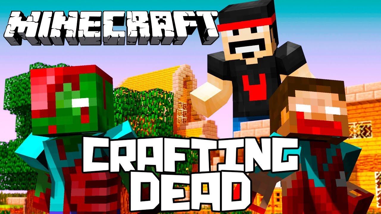 Apocalipse zombie crafting dead minecraft youtube for Minecraft crafting dead servers