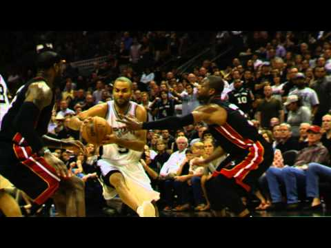 Phantom: Tony Parker's INCREDIBLE Scoop Shot