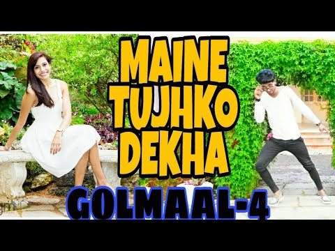 download lagu Maine Tujhko Dekha  Golmaal Again  Dance Cover gratis