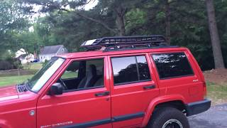 Cheap Roof Rack for Your Jeep!
