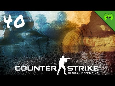 COUNTERSTRIKE # 40 - Mira Mirage ��  Let's Play Counterstrike GO | HD