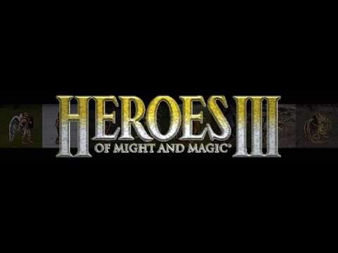 Heroes of Might and Magic III: Naga Queen vs Dread Knight