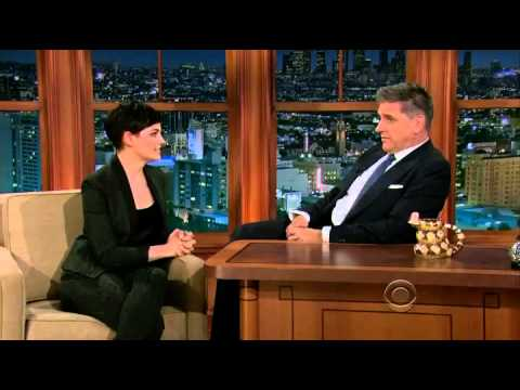 Ginnifer Goodwin on Late Late Show with Craig Ferguson 4-18-2013
