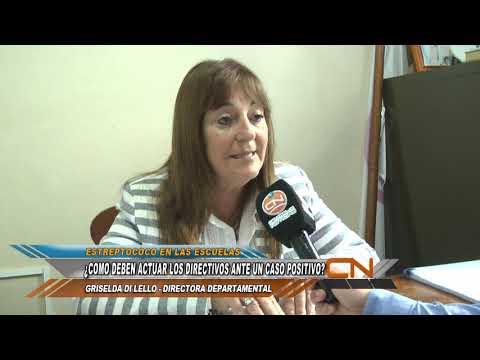 """Se detectó un caso de estreptococo en una alumna de la """"Escuela Jesús Nazareno""""."""