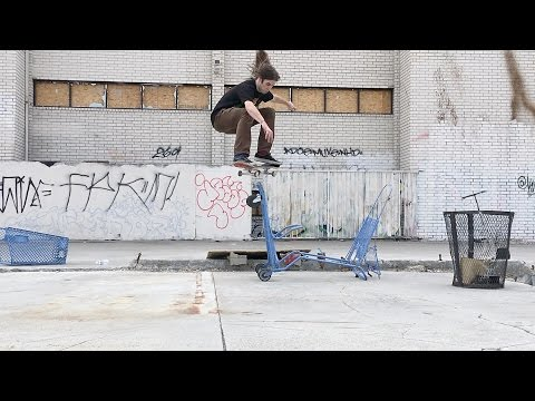 DIY Skate Spots Are The Best!