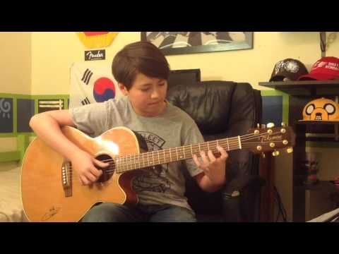 Best Day Of My Life -  American Authors - Fingerstyle Guitar Cover video