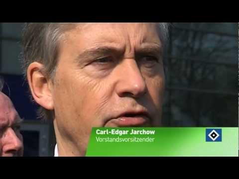 HSV-Boss Jarchow zu Trainerfrage