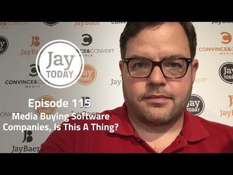 Media Buying Software Companies, Is This A Thing? - #JayToday