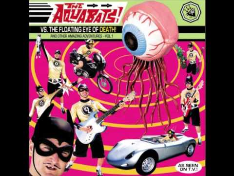 Aquabats - The Thing In The Bass Amp
