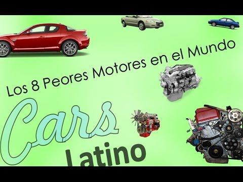 Los 8 Peores Motores del Mundo *CarsLatino*