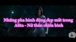 [Phim chiếu rạp] Những pha hành động gay cấn của #ALITA - Nữ thần chiến binh