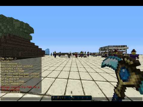 Minecraft Nodus Tutorial 1.5.2 Part 4 (Autoegg, AutoMine, Day, FullBright, Sprin