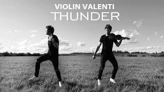 Download Lagu THUNDER Imagine Dragons violin cover Gratis STAFABAND