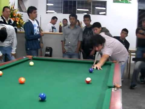 POOL PERUANO: DIBU VS QUERUBIN 2011
