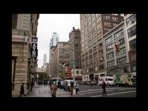 Нью Йорк 10 лет назад - 2007