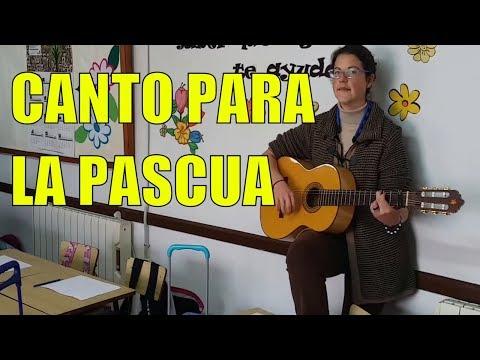 Canción para la Pascua del grupo Ixcís