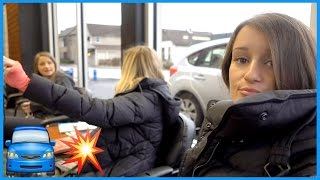 CAR TROUBLE ON CHRISTMAS!!