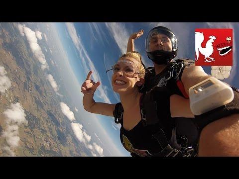 RT Recap - Skydiving