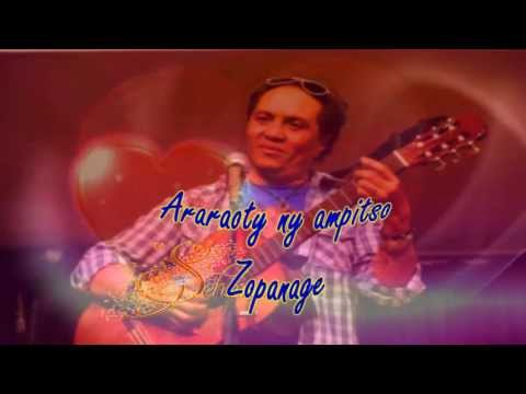 ARARAOTY NY AMPITSO  -  ZOPANAGE
